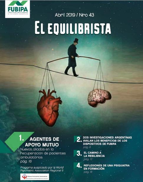 El Equilibrista - ABRIL 2019