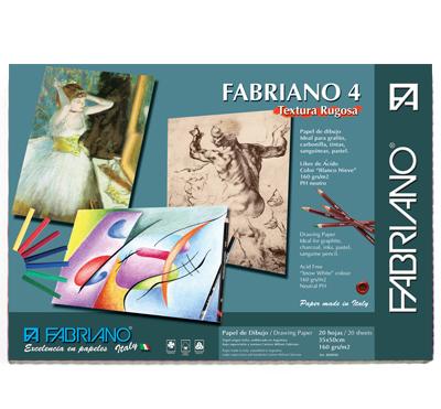 Block Fabriano 4