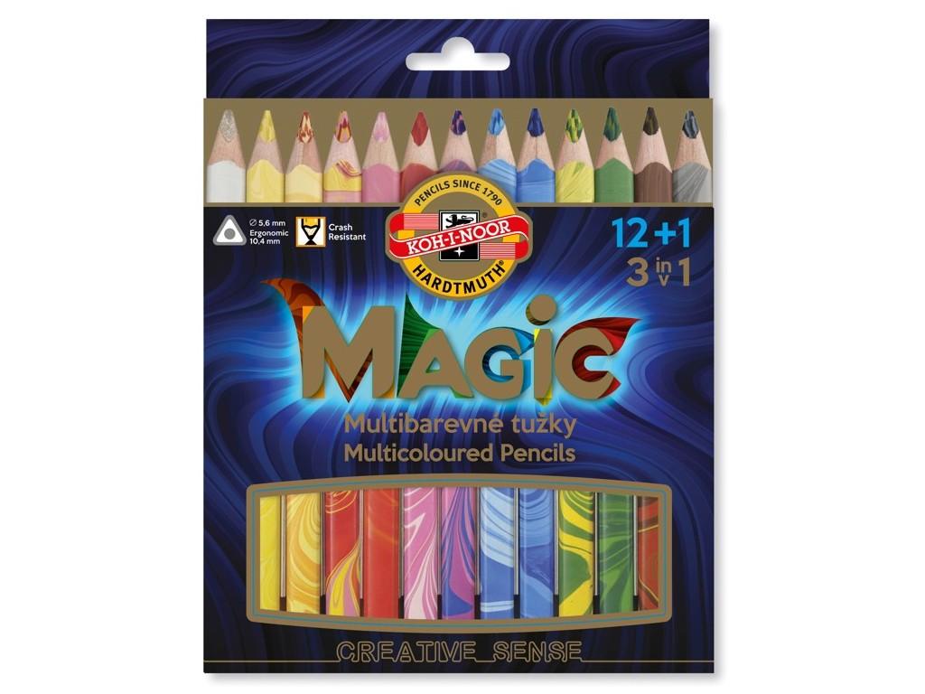 Magic Tricolor