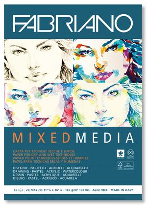 Block Mixmedia 160g