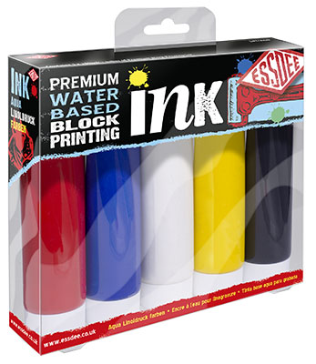 Ink Tintas para Grabado
