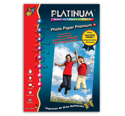 Papel Premium Glossy 270g