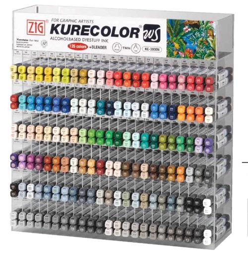Exhibidor Kurerocolor KC 3000